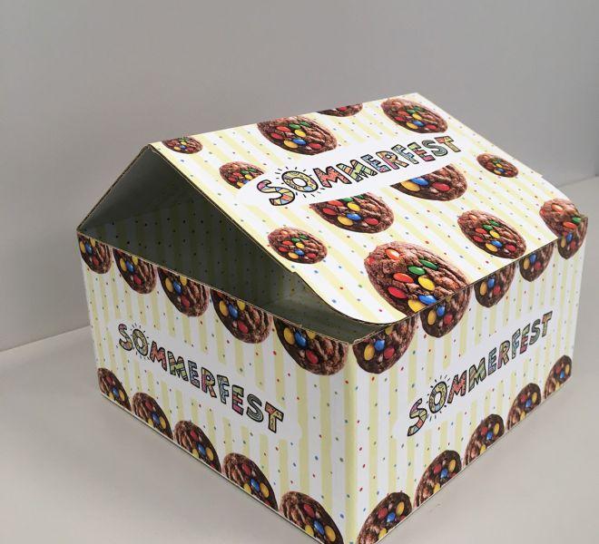 Zárható mintás dobozok