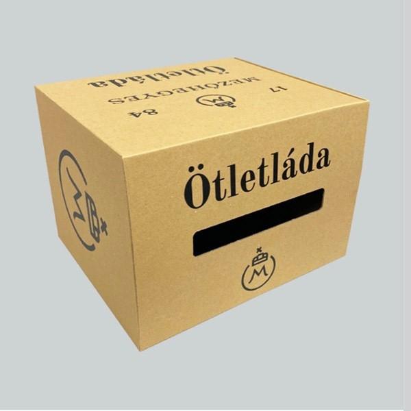 Ötletláda - zárható doboz