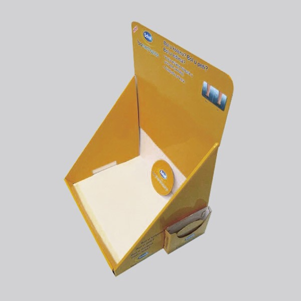 Scholl lábbelik- pultkínáló doboz