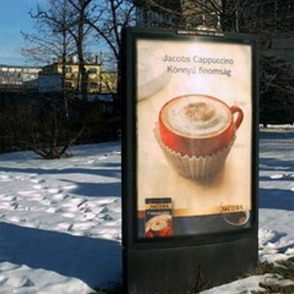 Cappucino plakáton