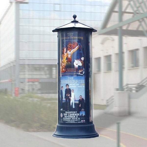 Reklámozd koncerted plakáton