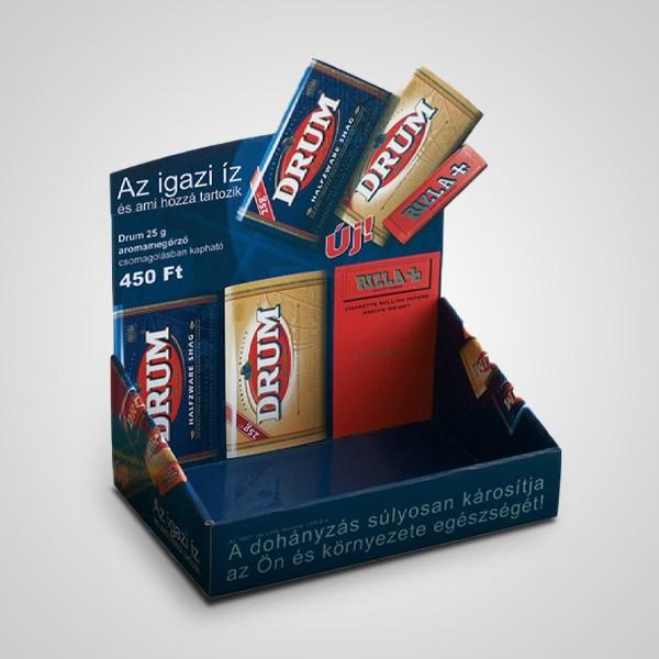 Dohány dobozban