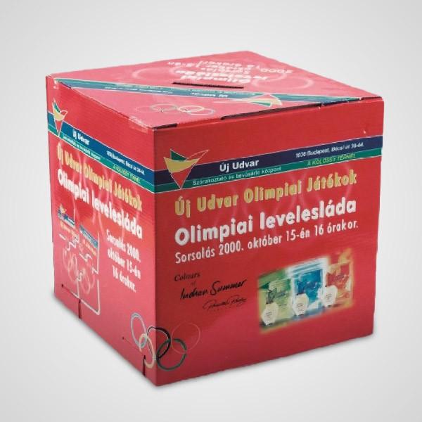 Szavazatgyűjtő doboz